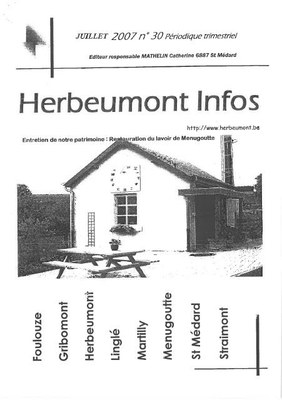 Herbeumont info 30