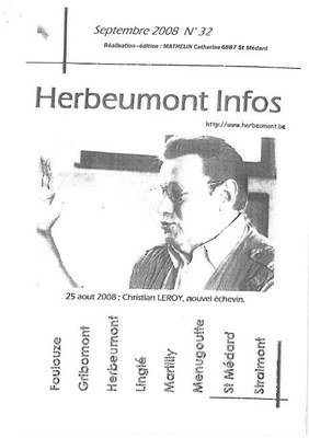 Herbeumont info 32