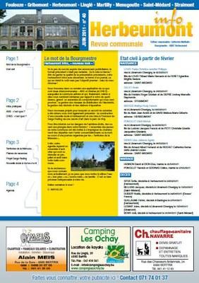 Herbeumont info 40