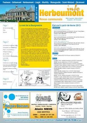 Herbeumont info 48