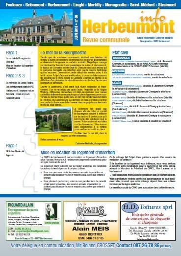 Herbeumont info 60
