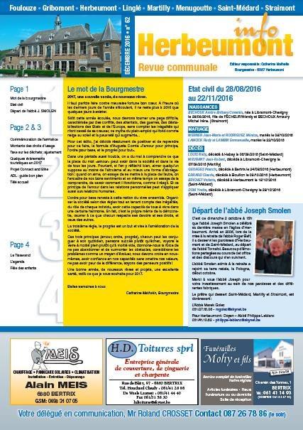 Herbeumont info 62