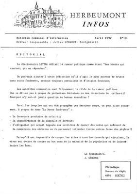 Herbeumont info 10