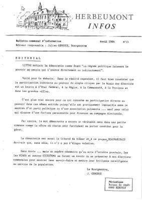 Herbeumont info 14