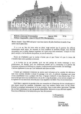 Herbeumont info 18
