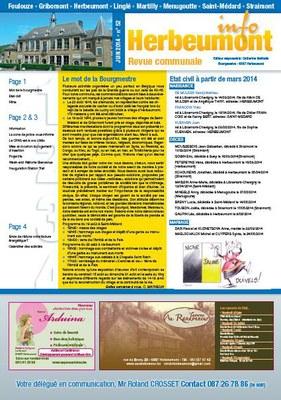 Herbeumont info 52