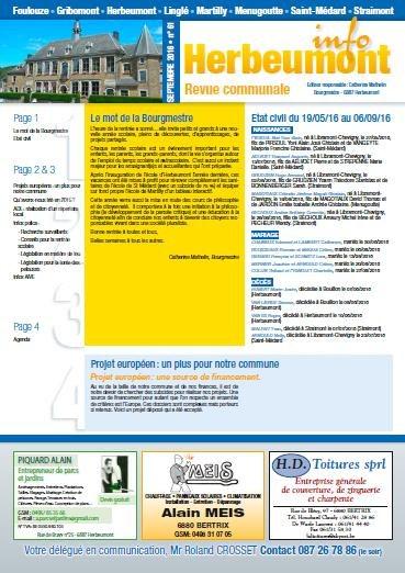 Herbeumont info 61